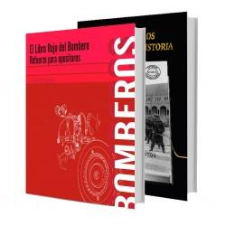 El Libro Rojo del Bombero -Temario Específico + Los Bomberos a través de la Historia