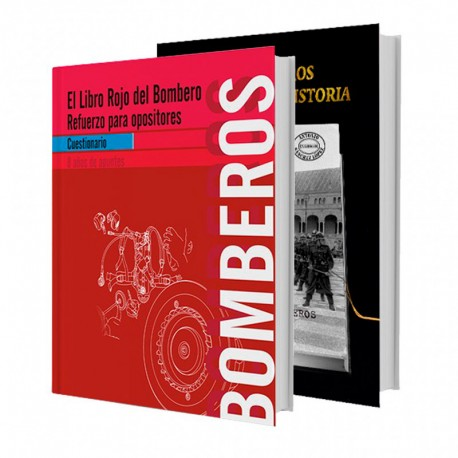 Pack Cuestionario y Los Bomberos a través de la Historia