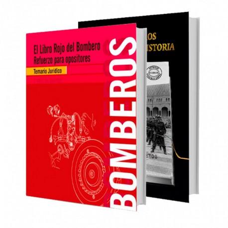 Pack Temario Jurídico y Los Bomberos a través de la Historia